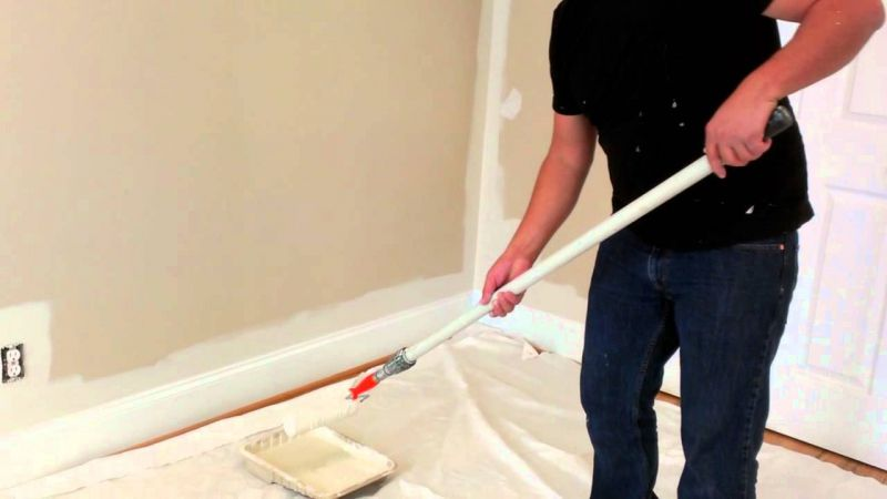 10 consejos para pintar paredes